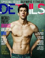Michael Phelps Aug 2012 Details Magazine